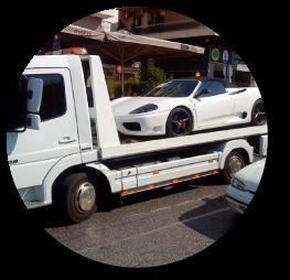 Μεταφορά με οδική βοήθεια